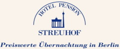 Hotel Pension Streuhof.